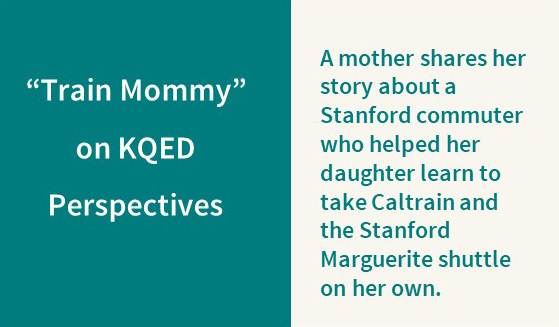 KQED Train Mommy description