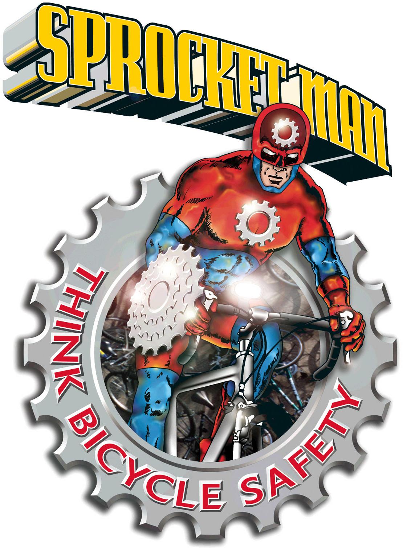 Sprocket Man logo