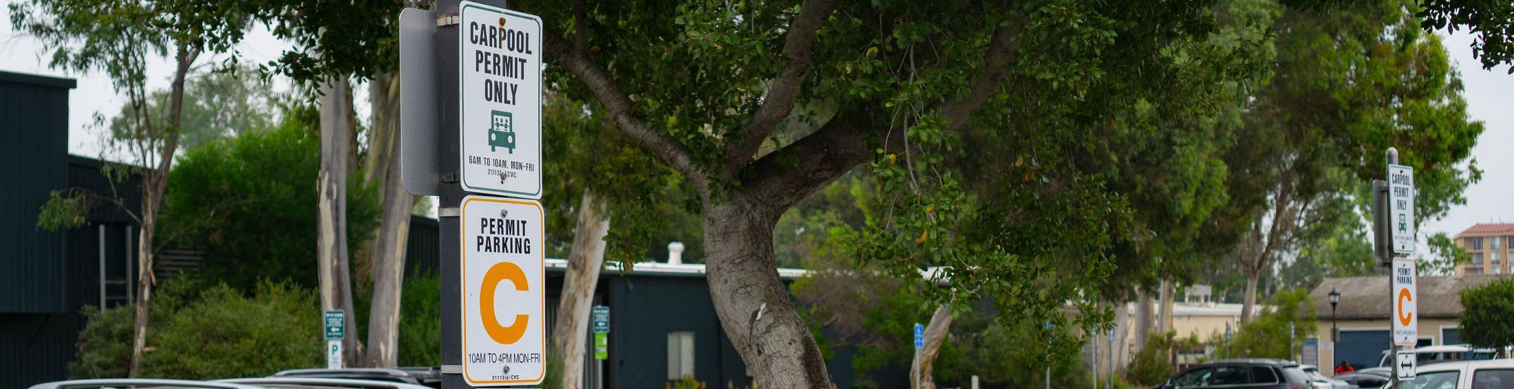 Managing Your Carpool Permit   Stanford Transportation