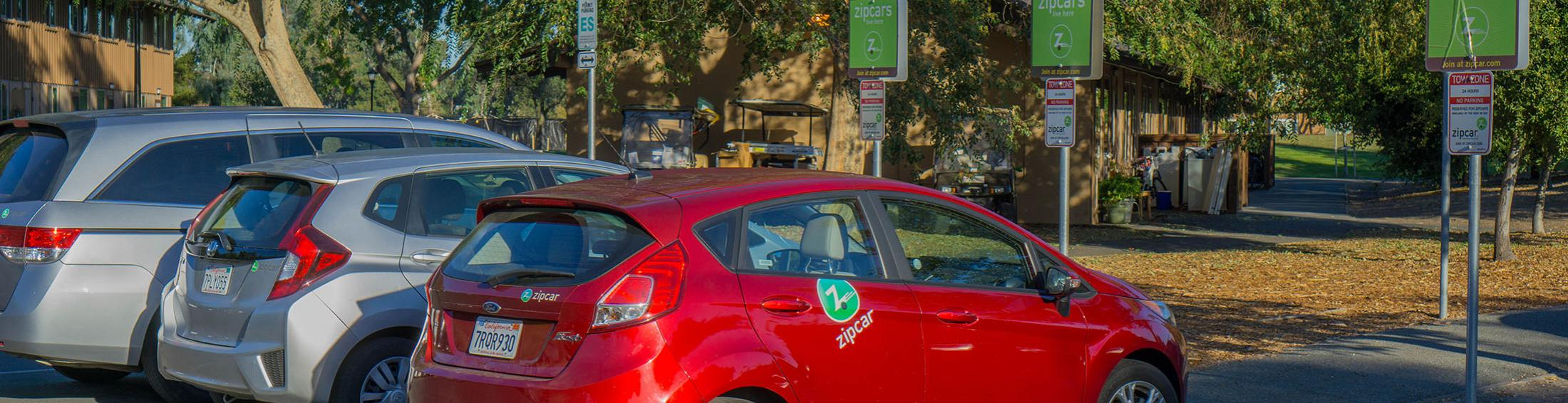 Zipcar Hourly Rates Now Start At 5 50 Per Hour Stanford Parking
