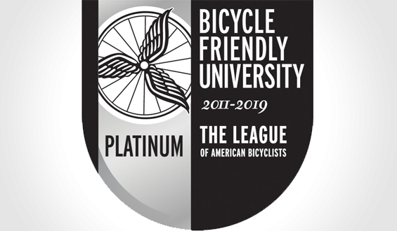 Bike Friendly University logo